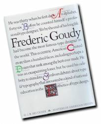 Frederic Goudy (Masters of American Design)
