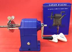 ( blue ) Yves Klein Metal Pencil Sharpening Machine